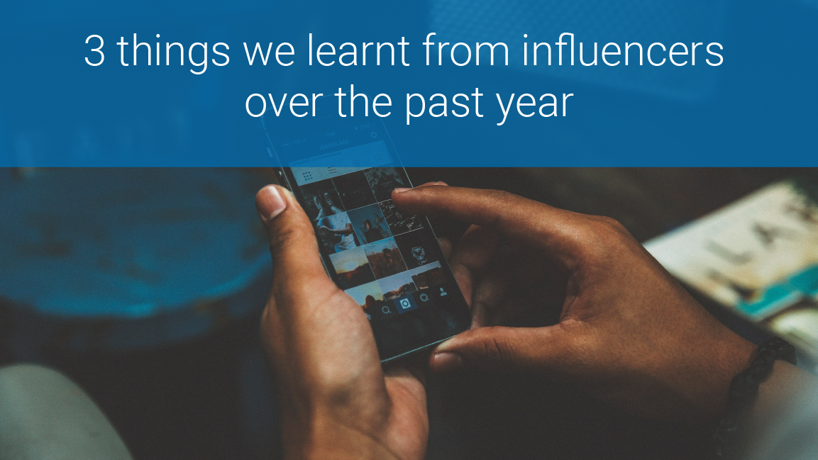 3 tips from influencers for marketers